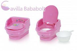 Throne bili - Little Bear pink
