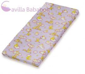 Lorelli Classic habszivacs matrac 60x120x6 cm - vegyes színek