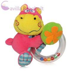 Lorelli toys csörgő karika vízilovas hippo