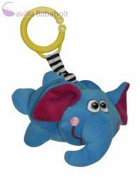 Lorelli Toys vibráló dzsungel állatok elefánt