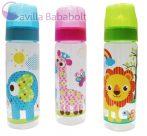 Baby Care BPA-mentes cumisüveg - 250ml - 3m+ - Zoo, kék