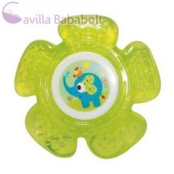 Baby Care hűtő rágóka zoo - green
