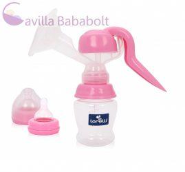 Baby Care kézi mellszívó Pink