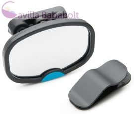 Munchkin Brica DualSight™ ablakra és napellenzőre rögzíthető tükör