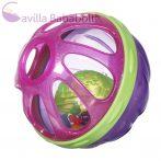Munchkin fürdőjáték - Labda vegyes színekben - pink