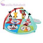 Bright Starts Játszószőnyeg Mickey Mouse 0hó+