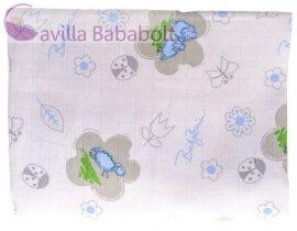 Baby Bruin tetra fürdőlepedő kifogó -mintás- 100%pamut 90x140 1 db