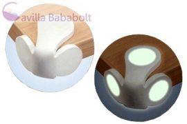 Reer sarokvédő világító, 2db (8398)