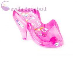 Babafürdető babatartó kádba Aqua, pink