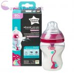 Tommee Tippee Advanced Anti-colic cumisüveg 260ml pink