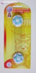 Baby Bruin többfunkciós biztonsági zár - kék