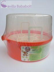 Baby Bruin Mikrohullámú sterilizáló  narancs