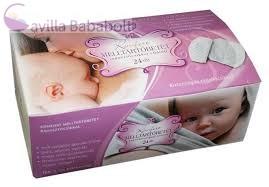 Baby Bruin melltartóbetét Hygienic -ragasztó csikkal- 24 db