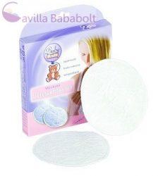 BabyBruin mosható melltartóbetét 2 db, 100% pamut belső