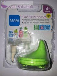 MAM Puha ivócsőr- szelepes 4+ (670084)