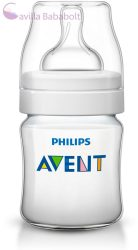 Philips AVENT SCF560/17 Classic 125 ml cumisüveg PP 0% BPA