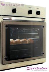 Clevamama sütőajtó védő (360x550 mm) 7100