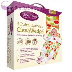 Clevamama babapozícionáló reflux ellen narancs