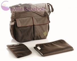Jané Pelenkázó táska kiegészítőkkel - S95 Terrain