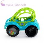 Oball flexibilis játék- első autóm 3+ hó
