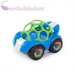 Bright Starts játék-autó OBALL Kék