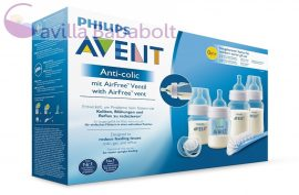Avent Anti-colic AirFree™ újszülött cumisüveg szett