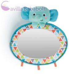 Bright Starts bébi visszapillantó tükör és kiságy játék