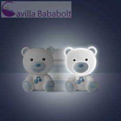 Chicco Dreamlight macis lámpa, kék