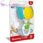 Clementoni Baby virágzó virágszál csörgő