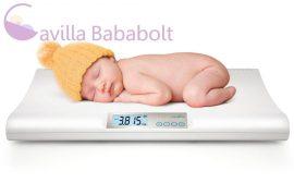 Nuvita Digitális babamérleg 1300