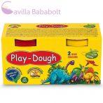 Play-Dough Heroes dinós gyurma szett 2db-os