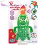 Playgo - Éhes krokodil fürdőjáték