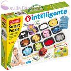 Quercetti Smart mágneses puzzle Első szavak és színek