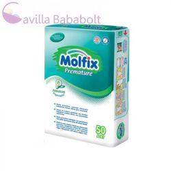 MOLFIX gazdaságos 50 db pelenka Koraszülött (1-3 kg)
