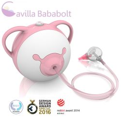 Nosiboo Pro Orrszívó - Pink