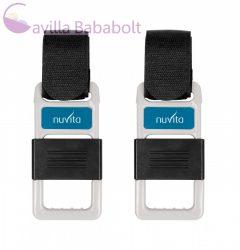 Nuvita multifunkciós akasztó babakocsira - 8130