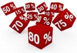ÁPRILISI AKCIÓK -10%-50%