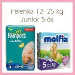 Pelenka 12-25 kg, Junior