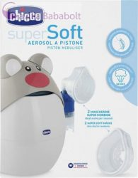 Chicco SuperSoft Piston macis inhalátor