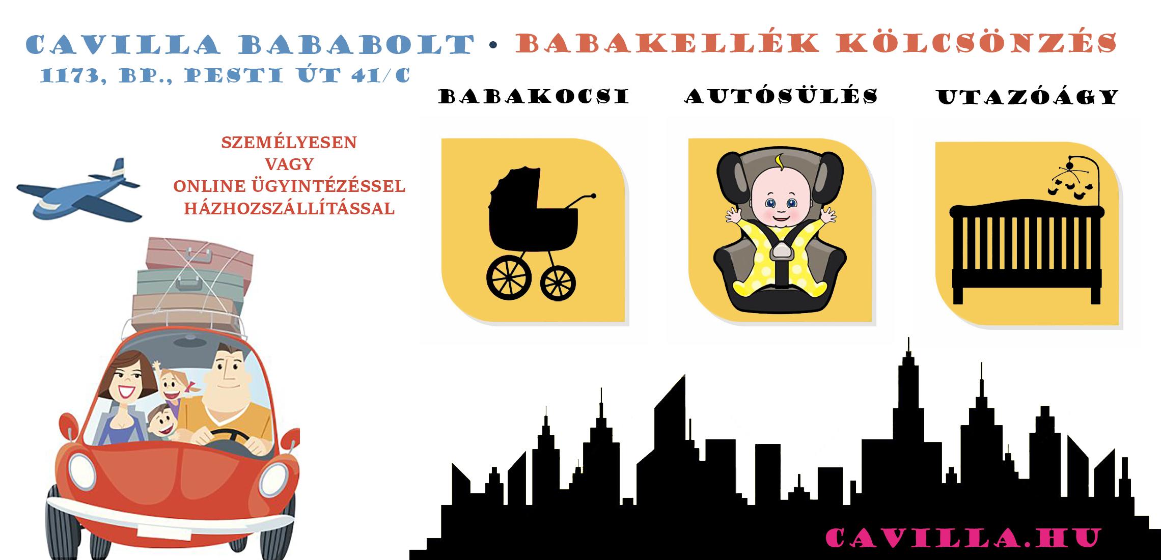 Információk - Cavilla Bababolt 2e24962c4a